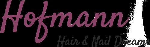 Hofmann Hair & Nail Dreams - Logo